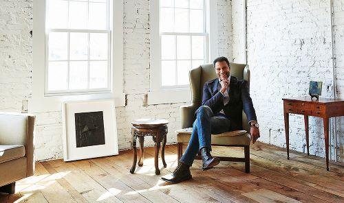 Designer Profile: Darryl Carter