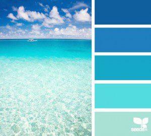 Spectrum Of Blues Interior Design Trend Inspiration