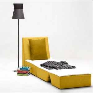 ContemporaryFlipChairBed
