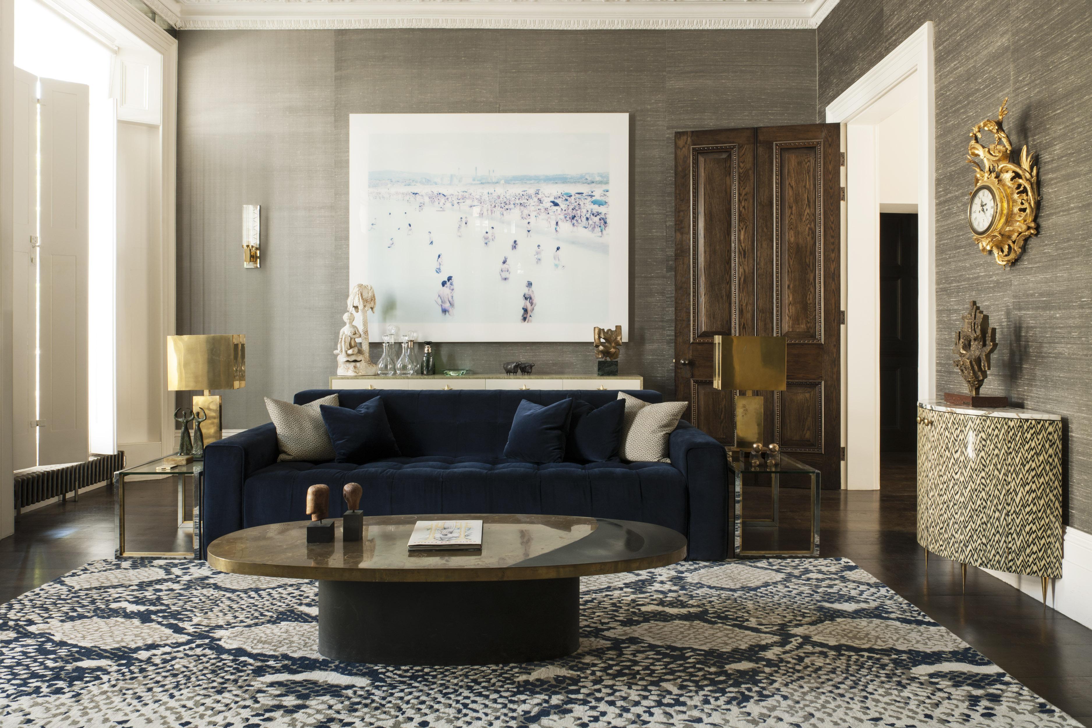 Dress Your Floors with Diane von Furstenberg's Iconic Prints