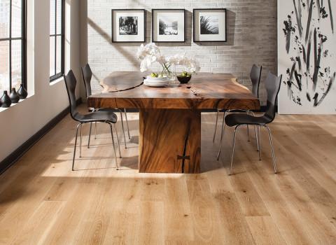 Modern + Sustainable Wood Floors