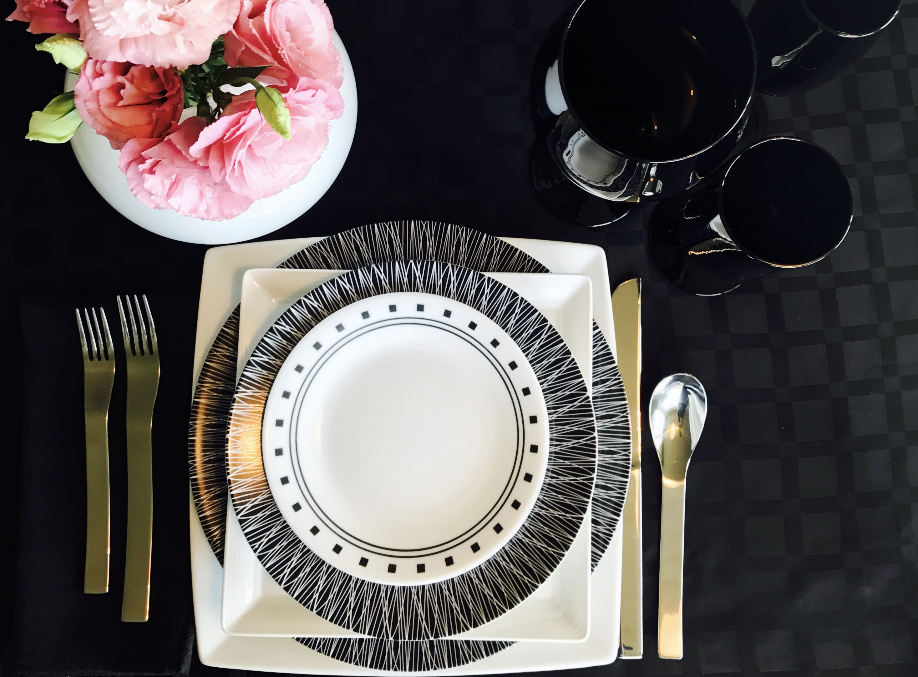 New + Next: Custom Tabletop Design Services