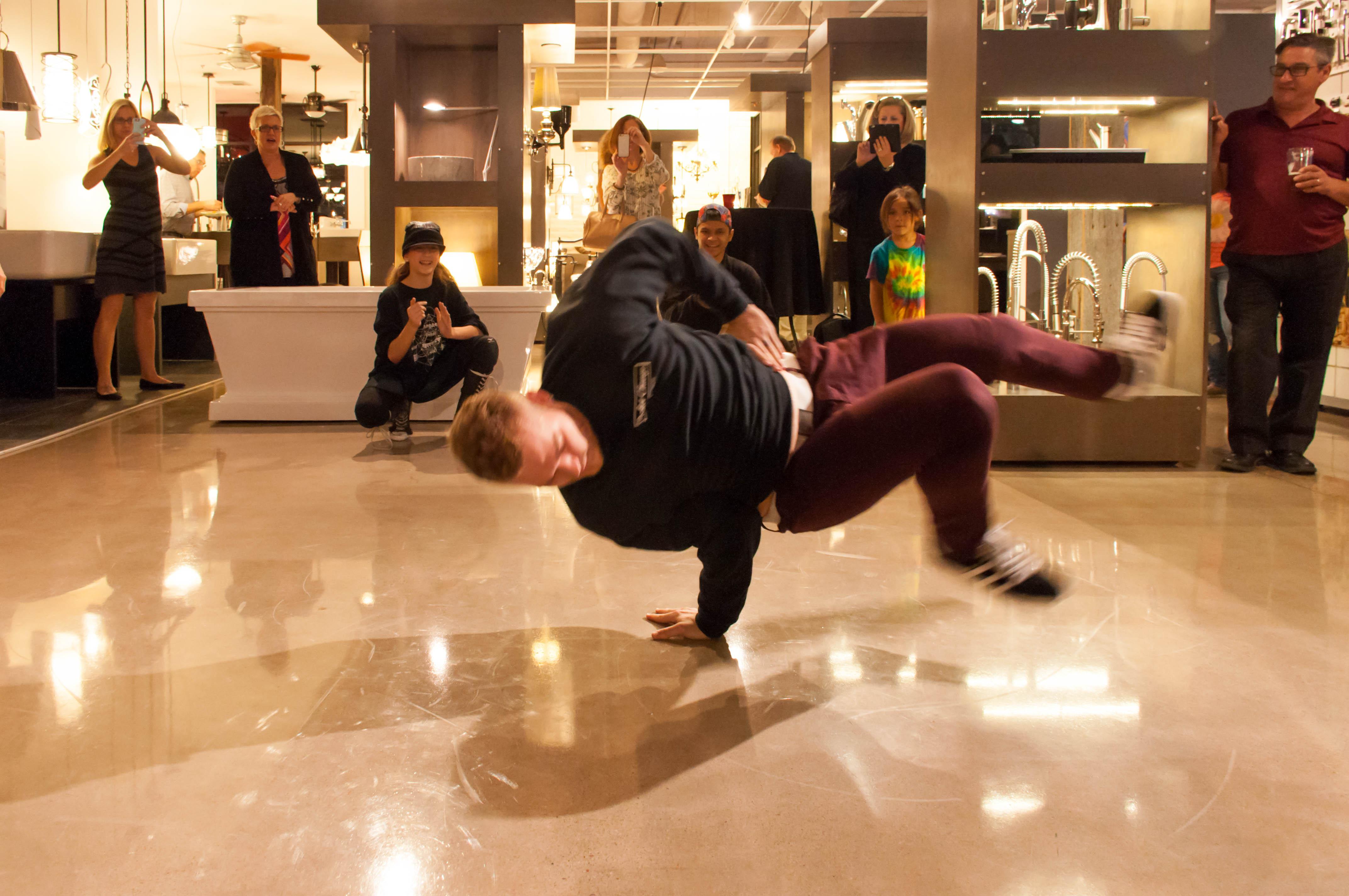 Pocket Change Dancer