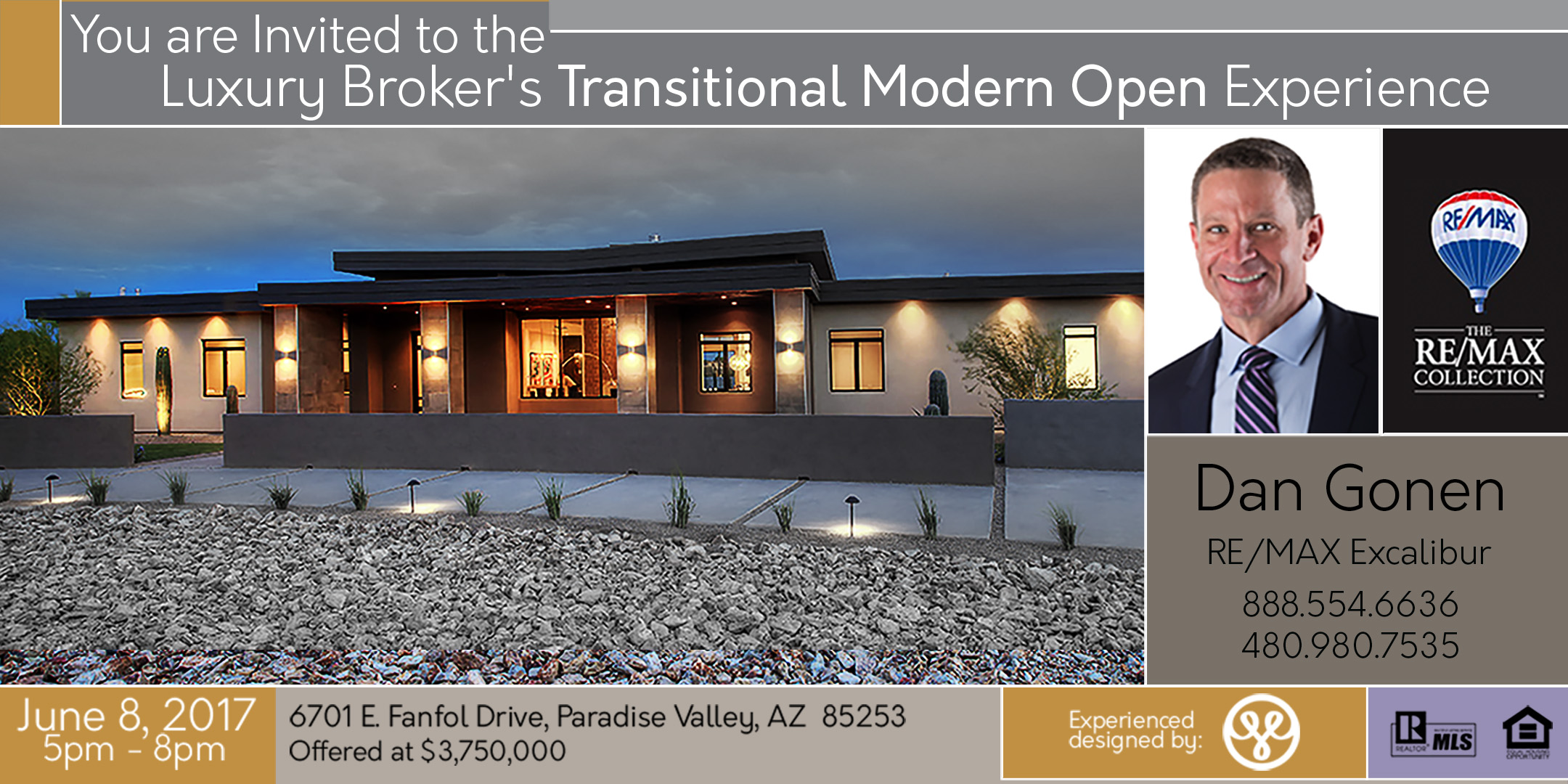 Transitional Modern Luxury Lifestyle Experience