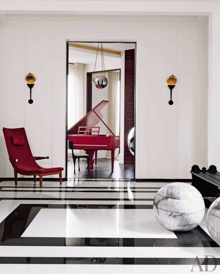 Modern Monday: Striking Deco