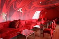 Modern Monday: Paint the Room Red