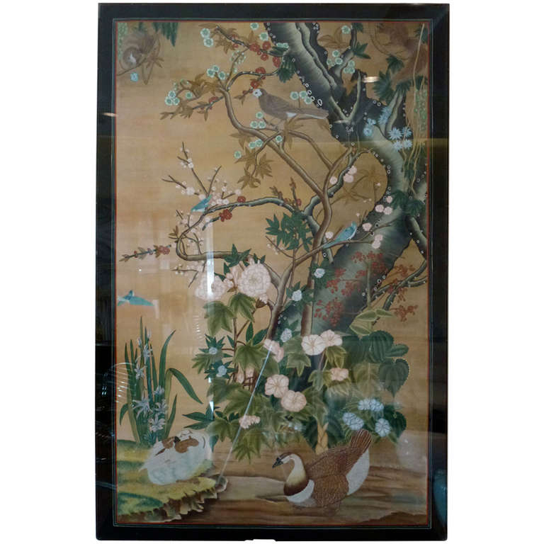 Japanese Silk Art