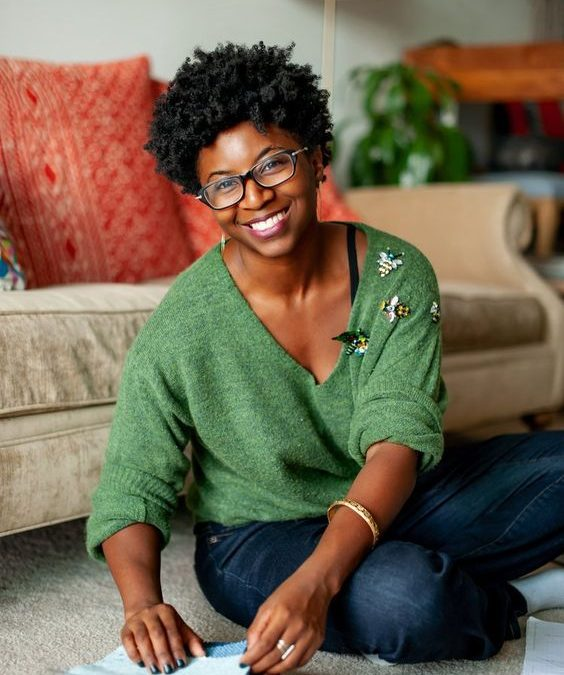 Crafter Profile: Nicole Crowder