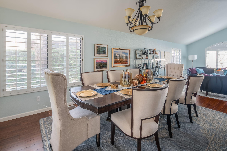 Yvette Craddock Transitional Dining Room