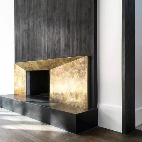 10 Contemporary Fireplace Design Trends