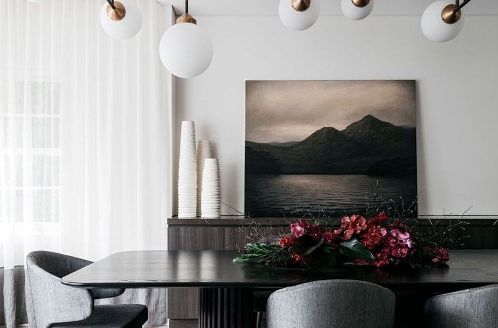 How to Design Your Dining Room